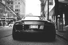Audi R8 (Brandon Dy Tang) Tags: cars vancouver photography 50mm photo nikon photographer 28mm automotive exotic photograph audi luxury supercar r8 d610