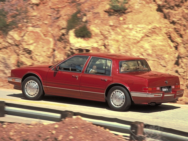 seville cadillac sts 19891991