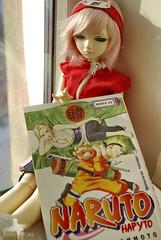 Renee (EnkoNyan) Tags: anime manga renee sakura bjd custom naruto dollmore haruno shippuuden