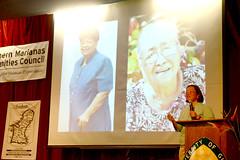 Dr. Anne Perez Hattori, 2013