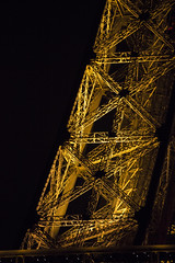 Eiffel Tower by Night (IFM Photographic) Tags: paris france ex night canon eiffeltower sigma os nighttime latoureiffel champdemars 75007 7th f28 dg 70200mm 7me gustaveeiffel 7e 600d hsm sigma70200mm ladamedefer 7tharrondisment arondisment sigma70200mmf28exdgoshsm img7092a