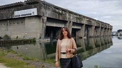 @ the U-boats' base / A la base sous-marine (french_lolita) Tags: black leather gold skirt jacket