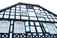 half-timbered house (ppel) Tags: house nikon frame 1855mm hagen halftimbered fachwerkhaus d3200