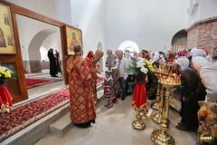 61. Paschal Prayer Service in Svyatogorsk / Пасхальный молебен в соборном храме г. Святогорска