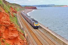 Great Western Railway 43158 - Dawlish (South West Transport News) Tags: great railway western hst dawlish 43158