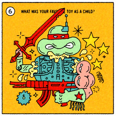 6-what was your favorite toy as a child (jeremy pettis) Tags: art illustration portland design sketch drawing or illustrated great jeremy nike doodle milwaukee interview wi answers thangs questionnaire pettis fantastiq jeremypettis