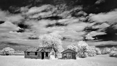 vacant I (eDDie_TK) Tags: abandoned ir colorado co infrared frontrange bouldercounty longmontco bouldercountyco coloradoseasternplains frontrangeco