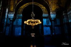 The Illuminati (Nuvan Masum Jujuly) Tags: shadow abstract art church architecture lowlight noir interior basilica istanbul mosque haunted chandelier theme ottoman passage sophia byzantine hagia ayasofia