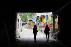 (PsynoNin) Tags: streetart travelling abandoned serbia graffity belgrade urbanexploring exjugoslavia