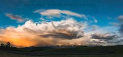 Storm Pano Web (Darren White Photography) Tags: nightphotography storm night stars wyoming tetons grandteton jacksonhole