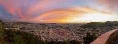 Vista desde el Cerro de la Bufa, Zacatecas (paulinanegrete) Tags: zacatecas zacatecascity paisaje paisajesmexico la bufa atardecer