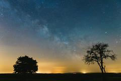 Voie lacte (Babs382) Tags: night paysage nuit lanscape astrophotographie astrphotography
