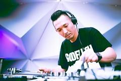 Goth Trad (Joe Runge) Tags: light music club dj live stage joe headphones nightlife create bight joecreate