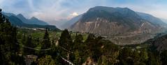 dhaulagiri (aaron.beitzel) Tags: travel nepal panorama raw himalayas jomsom whitecaps dhaulagiri mounstains