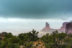 Moody Weather at Canyonlands (Roshine Photography) Tags: utah us moody unitedstates outdoor canyon canyonlandsnationalpark moab mesa pentaxk3ii 2016utahtrip