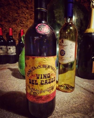 #barbaranoromano #bottoglia #bottle #vino #vinodelcazzo #wine #italy #sonyhx60