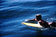 9-20-1969--Huntington Beach Calif (18) (foundslides) Tags: pictures ocean ca usa 1969 beach found photography coast photo surf kodak surfer picture surfing slidefilm 1960s kodachrome slides foundslides califronia transparencies srufers irmalouiserudd johnhrudd