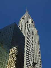 Manhattan Deco (failing_angel) Tags: usa newyork manhattan empirestatebuilding artdeco chryslerbuilding ussa williamvanalen nirosta walterpchrysler chryslercorporation 300515 nichtrostenderstahl