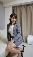 DSC07549 (mimo-momo) Tags: japanese ol crossdressing transvestite crossdresser crossdress tightskirt