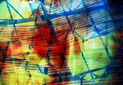 (mikehip) Tags: county new york orange usa ny abstract color abandoned film metal 35mm outside holga spring exposure kodak double beacon filmsoup