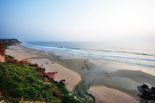 India - Kerala - Varkala - Beach - 51