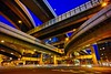 20160603_DP0Q3222 (NAMARA EXPRESS) Tags: city urban color japan architecture night landscape construction highway outdoor fine sigma freeway osaka nightview foveon quattro longtime awaza dp0 namaraexp foveonclassicblue