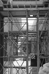 Maximabrug-607-b&w (leoval283) Tags: architecture river concrete construction roads viewing architectuur alphenaandenrijn alphen bezichtiging ouderijn dagvandebouw maximabrug maximabridge