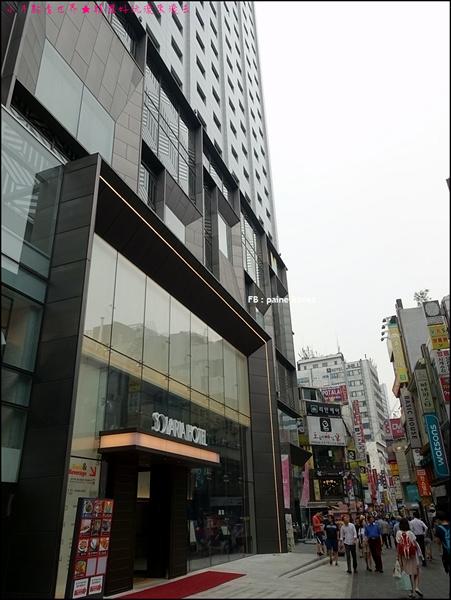 明洞Solaria Nishitetsu Hotel Seoul (2).JPG