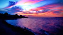 Helsingr am Abend (SmoHoHo) Tags: ostsee helsingr dnemark strand dmmerung ozean landschaft sonya58 sal1650