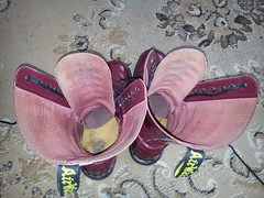 20160421_095825 (rugby#9) Tags: original feet yellow cherry boot shoe hole boots lace dr air 14 7 indoor icon wear size footwear stitching comfort sole doc 1914 cushion soles dm docs eyelets drmartens bouncing airwair docmartens martens dms wair doctormarten 14hole yellowstitching