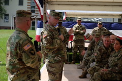 7th MSC hosts U.S. Army Reserve Senior Enlisted Leader Townhall (sergeantpao) Tags: army us reserve wills csm usar usareur usarc ocar eucom 21sttsc 21sttheatersustainmentcommand usaraf 7thmsc 7thmissionsupportcommand