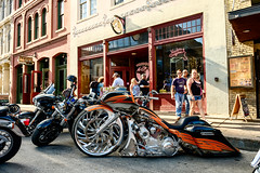 ROT 2016 -  Voodoo (-Dons) Tags: usa rot austin texas unitedstates tx motorcycle 6thstreet voodoo voodoodoughnut sixthstreet rotrally republicoftexasbikerrally republicoftexasrally rot2016