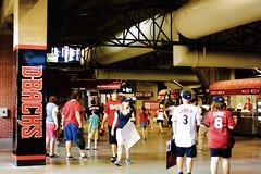 Chase Field Concourse (solewalker) Tags: phoenixaz mlb sports baseball arizonadiamondbacks