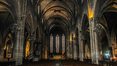 cathedral (Jan Herremans) Tags: france church catholic cathedral lyon janherremans june2016