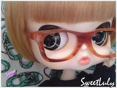 Joanne Kathleen  Byul Eris (SweetLuly) Tags: glasses dolls groove joanne eris byul formydoll byuleris