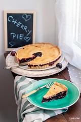 Torta di ciliegie Twin Peaks (lanaebiscotti) Tags: ciliegie cherrypie crostata torta frolla baked sweet alforno pie stilllife foodphotography