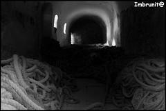 reti abbandonate (imma.brunetti) Tags: luci sicilia volta corde sanvitolocapo abbandono intonaco reti tonnara finestroni