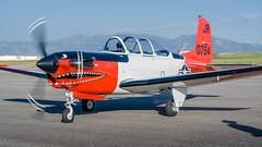 YT-34C 01 (jhooten1973) Tags: aircraft beechcraft warbirds trainer flyin jeffco jaa navalaviation generalaviation rockymountainmetropolitanairport yt34c jeffcoaviatationassociatation