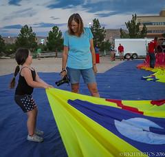 Early Crew Training (Photobug70D) Tags: training sunrise flight crew hotairballoons vegasballoonrides