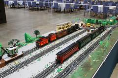 BW_16_Penn-Tex_038 (SavaTheAggie) Tags: pennlug tbrr pentex texas brick railroad train trains layout steam engine locomotive locomotives display yard city