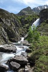 Le Garbet (jpto_55) Tags: torrent rivire garbet eau cascade pyrnes arige montagne midipyrnes france xe1 fuji fujifilm fujixf1855mmf284r flickrunitedaward