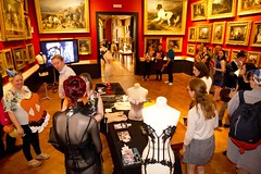 Friday Late - Brief Encounters - June 2016 (V&A Friday Late) Tags: fashion june sex museum underwear albert victoria va late friday brief fifi undressed encounters 2016 kunza