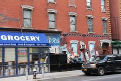 East 9th Street (ShellyS) Tags: nyc newyorkcity manhattan buildings wallart murals streets eastvillage