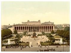 Berlin (7) (DenjaChe) Tags: berlin 1900 postcards 1900s postkarten ansichtskarten
