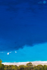 endless blue (sbouboux) Tags: blue summer hellas greece ionian lefkada ionianislands   egremnoi  smellslikesummer