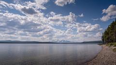 Lake Femunden (consen81) Tags: mountain lake nature water norway rock landscape wasser hill natur norwegen olympus bergen landschaft omd roundtrip roros elverum em10 rundfahrt femunden fjorde fermunden kirkenaer