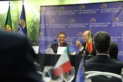 """Debate """"Portugal – Perspetivas de Futuro"""" com Pedro Passos Coelho"""