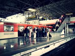 Metro Chabacano (Ariel Castillo Martinez) Tags: stc metro cdmx mexico df chabacano tlalpan