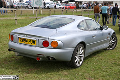 2000 Aston Martin DB7 Vantage (cerbera15) Tags: festival speed 2000 martin fos goodwood aston vantage 2016 db7
