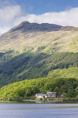 194 - Rowardennan (md93) Tags: park house mountain scotland national benlomond lochlomond 366 rowardennan